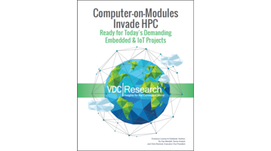 VDC Whitepaper: Computer-on-Modules Invade HPC