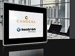 Easy GUI Development with Candera and Kontron - From Design to Target without programming a single line of code.