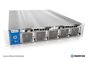 Kontron introduces SYMKLOUD series,  the new platform concept that brings cloud infrastructure to life