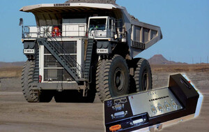 High-Performance Control for Mining Trucks