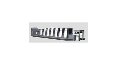 HMI for the Printing Industry - Printing Press